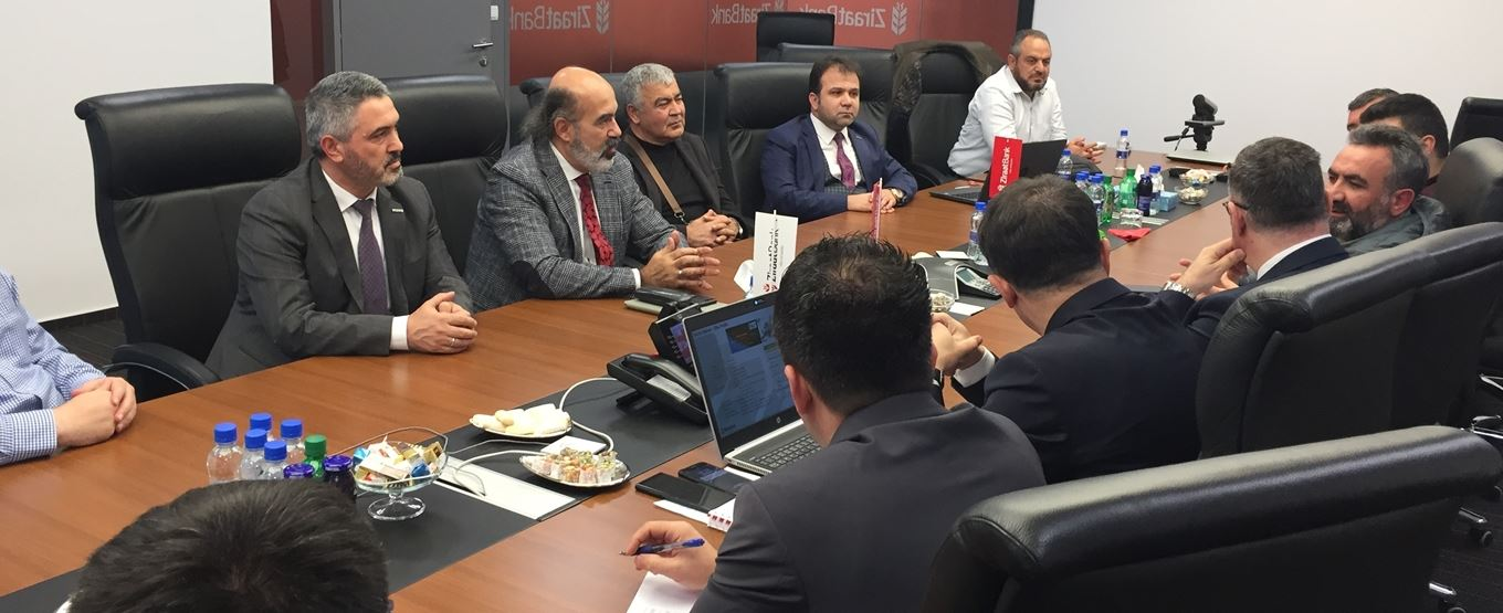 IBF DELEGATION MET WITH BOSNIAN BUSINESS PEOPLE