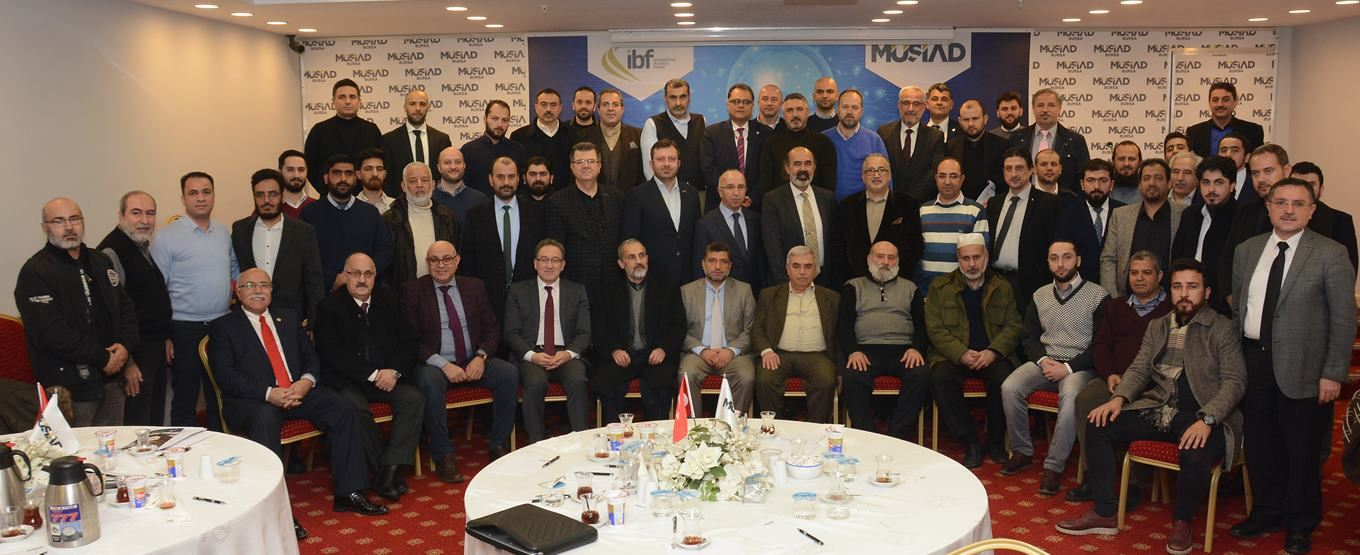 ARAB BUSINESSMEN MET IN BURSA